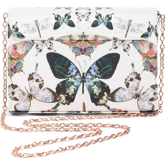 31e429997990 Ted Baker Strisa Butterfly Clutch Bag